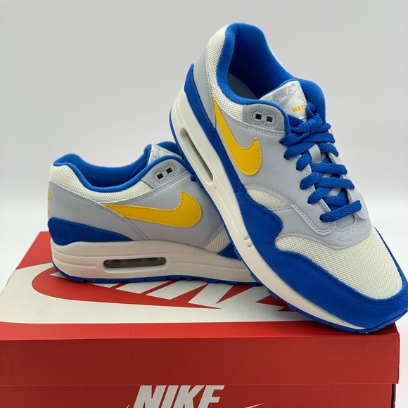 NWB Nike Air Max 1 Signal Blue NWT
